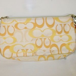 Coach purse/ clutch/ handbag
